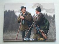 Blaser K95 (2013) anglicky