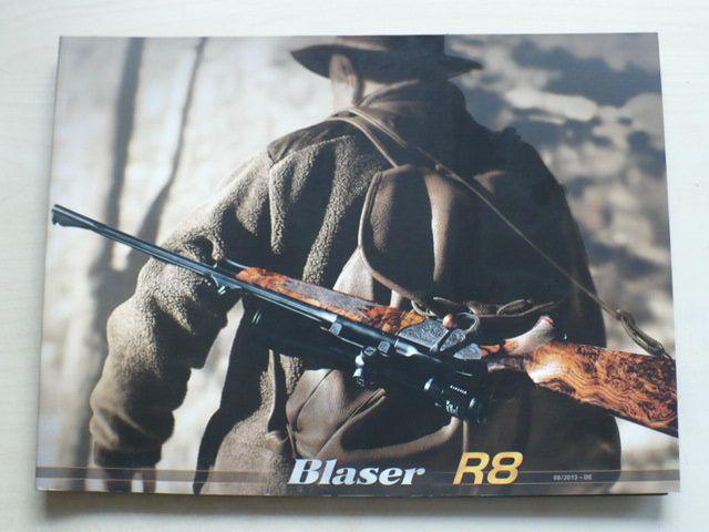 Blaser R8 (2013) anglicky