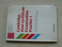 Cambridge First Certificate Examination Practice 1 (1993) anglicky