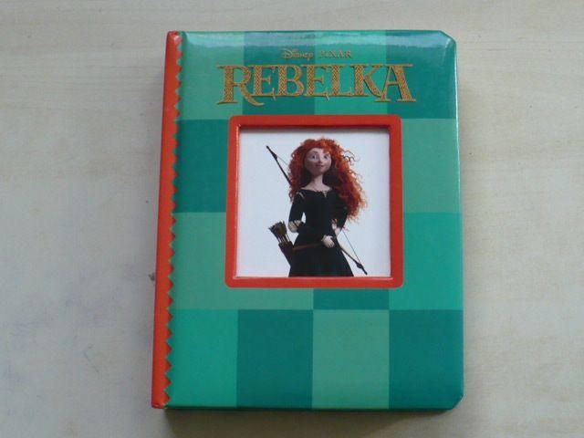 Disney - Rebelka (2012)