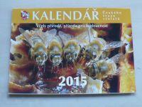 Kalendář Českého svazu včelařů 2015