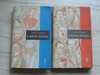 Karel Sezima - Z mého života I. II.  (1945,2) Smetanovo smyčcové kvarteto e-moll
