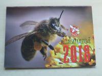 Včelařský kalendář 2018