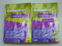 Odmaturuj z Anglického jazyka 1., 2. (2004, 2005) + CD (2 knihy)