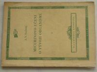 Studitskij - Mičurinovo učení o vývoji organismů (1950)