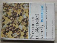 Svoboda, Haragsimová - Nemoci a škůdci včely medonosné (1968)