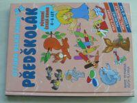 Tetourová - Ottova velká kniha - Předškolák 4-6 let (2015)