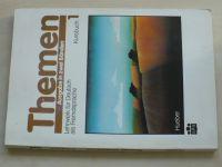 Themen 1 Kursbuch, Themen 1 příručka (1992)