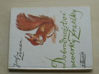 Zeman - Dobrodružství veverky Zrzečky (1987) il. Svolinský
