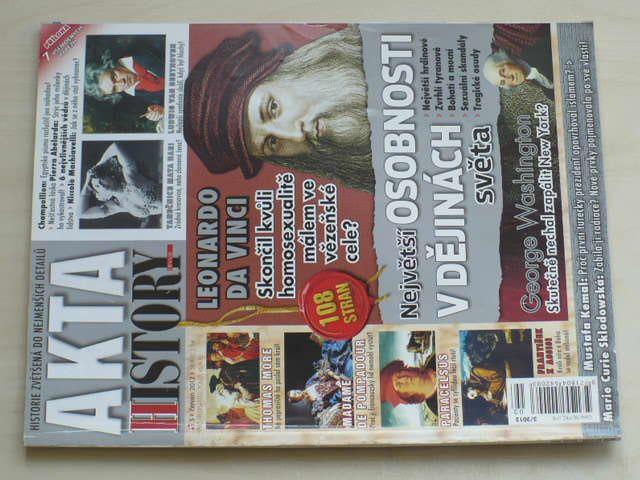 Akta history revue 3 (2012)
