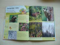 Disney - Moje první kniha Lesů s Medvídkem Pů a jeho přáteli (2007)