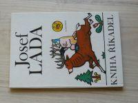 Josef Lada - Kniha říkadel (Albatros 1978)