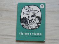 Knižnice mladého turisty 2 - Výzbroj a výstroj (1956)