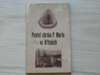 Marek - Poutní chrám P. Marie ve Křtinách (1935)