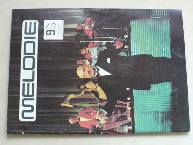 Melodie 9 (1987) ročník XXV.