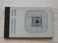 von Weizsäcker - Dějiny přírody (1972)