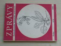 Zprávy Československé botanické společnosti 15/2 (1980)