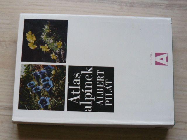 Albert Pilát - Atlas alpínek (1973)