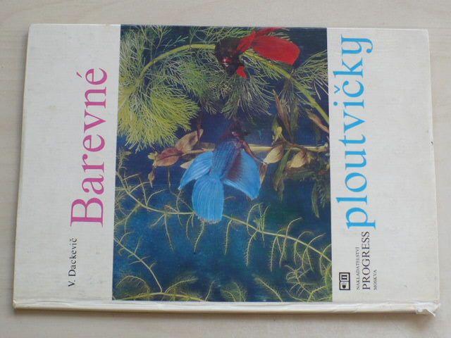 Dackevič - Barevné ploutvičky (1975)