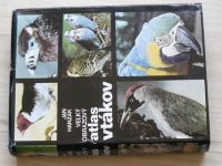 Hanzák - Velký obrazový atlas vtákov (1983) slovensky
