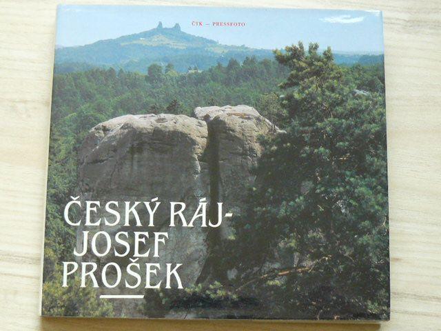 Josef Prošek - Český ráj (1988)