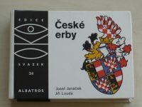 OKO 34 - Janáček - České erby (1988)