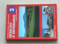 Průvodce po Čechách, Moravě a Slezsku 3 Beskydy a Ostravsko s mapovým atlasem (2002)