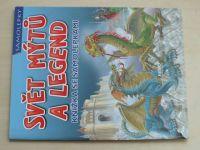 Reed - Svět mýtů a legend - Knížka se samolepkami (2006)