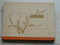 Šen Fu - Šest historií prchavého života (1944) kresba Toyen