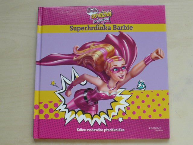 Superhrdinka Barbie (2015)
