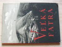 Velká Fatra (1955) slovensky, zost. Halaša