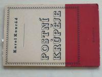 Konrád - Postní krůpěje (1945)