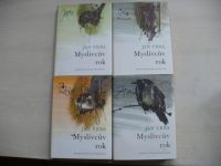 Vrba - Myslivcův rok (1965) 4 knihy