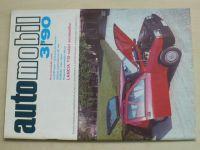 Automobil 3 (1990) ročník XXXIV.