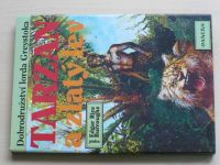 Burroughs - Tarzan a zlatý lev (1993)