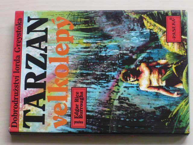 Burroughs - Tarzan velkolepý (1995)