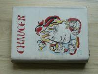 Chaucer - Canterburské povídky (1941) il. Svolinský