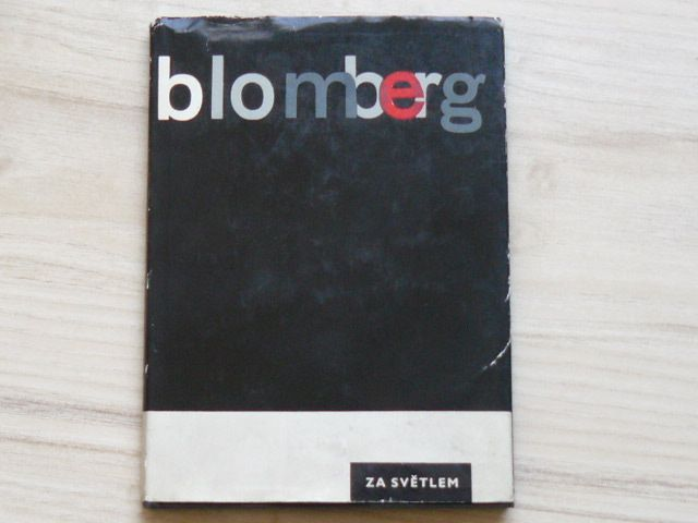 Erik Blomberg - Za světlem (1964) ob. Sivko