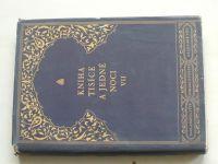 Kniha tisíce a jedné noci VII. (1954)