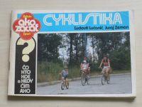 Lučanič, Zeman - Cyklistika (1989) slovensky
