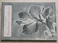 Maximov - Rostlinná fysiologie (1951)