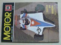 Motor 1-12 (1986) ročník XVIII. (chybí čísla 1-6, 6 čísel)