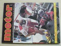 Motor 1-12 (1987) ročník XIX. (chybí čísla 4, 10-11, 9 čísel) + 2 přílohy