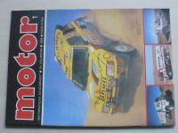 Motor 1-12 (1988) ročník XX. (chybí čísla 4, 8, 10 čísel) + 1 příloha
