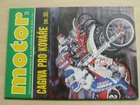 Motor 3 (1989) ročník XXI.