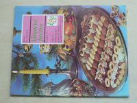 Sešity domácího hospodaření - svazek 47 - Davidová - Vánoční pečivo (1986)