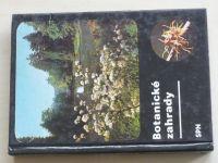 Šetelová - Botanické zahrady (1977)