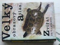 Staněk - Velký obrazový  atlas zvířat (SNDK 1965)