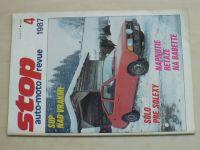 Stop auto-moto revue 4 (1987) ročník XVII. (slovensky)