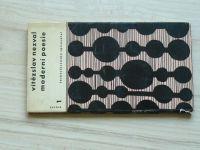 Vítězslav Nezval - Moderní poezie (1958)
